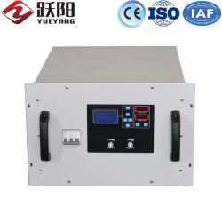 高性能空気によって冷却されるIGBTの電気めっきの整流器の調節可能なDC電源