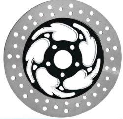 Soem-Stahlgußteil-Gießerei/Gussteil-Läufer-Bremsen-Platten-Motorrad-Scheibenbremse-Platte
