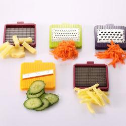 Nuevo Chop Picador de Magic Cutter Herramientas Dicer Cortadora de frutas verduras