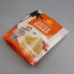 Kundenspezifische Verpackung Hochwertige Plastic Bag Zucker Verpackung mit Reißverschluss