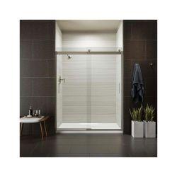 Hotel Badezimmer Glas Schiebefenster Duschtür Erweitern Badewanne Duschschirm
