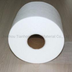 Электростатический фильтр средства массовой информации не из тканого материала PP материал фильтра 100% полипропилена нетканого материала Meltblown ткань