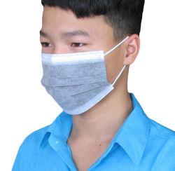 Venda por grosso de Silicone Moda lavável Reutilizável N95 KN95 FFP2 EPI respirador de protecção de segurança Facial 3 Ply Face descartáveis de pó Ma Máscara plana com carvão ativado