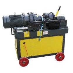 HGS 50 Elektrische Rebar Rolling Threading machine voor bouwplaats