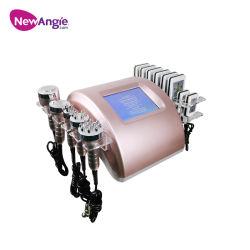 Salão de Beleza de gordura corporal de RF de vácuo ao emagrecimento melhor máquina de cavitação