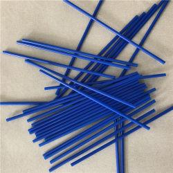 Экологичный синий трубочки PP пластика для приготовления чая питьевой