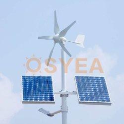 Solar-LED Straßenlaternedes Osyea Wind-/Beleuchtung/Lampe mit hybridem WegRasterfeld Energie-System