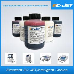 EC-Jet 정품 용매 잉크 For잉크젯 연속 잉크젯 용제 프린터 프린터