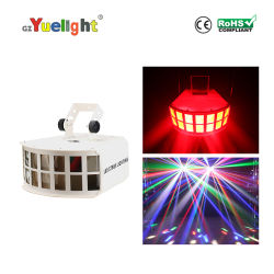 RGB Festoon LED Schmetterlingslicht Querlinienlaser für KTV