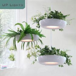 Nordic Decoração DIY Sky Garden lâmpada LED Flower Pot Fábrica Lâmpada Pendente para sala de jantar restaurante