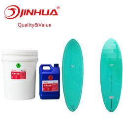 Высокая Transprent эпоксидной смолы для серфинга покрытие