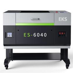 Es-6040 Petite Coupe laser de puissance avec un service personnalisé