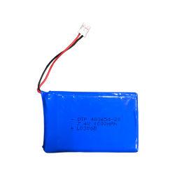 リモート・コントロール車のためのDtp483654-2s李イオン電池7.4V 1000mAh