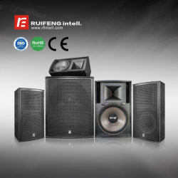Gama completa de Home Theater Professional PA Sistema de som Alto-falante DJ