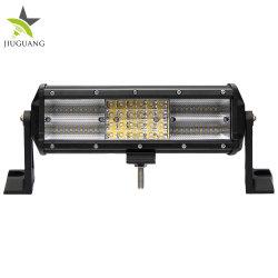 Voiture de la barre LED Quad en aluminium de rangs Bande LED 4X4 Offroad auto camion 20pouces de gros feux de barre de LED