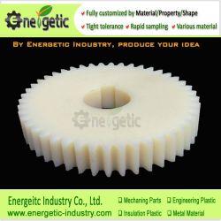 Pièces de Transmission fait sur mesure Non-Toxic PA Mini d'engrenage en plastique/petit plastique pignons/jeu de pignons en plastique/Buy engrenages en plastique/engrenages en Nylon de fournisseurs/rack d'engrenage