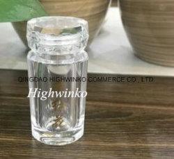 prix d'usine OEM de produits de soins de santé acrylique transparente bouteille