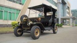 Omologazione CE 4 posti Black Classic Model T Antique Electric Golf cart