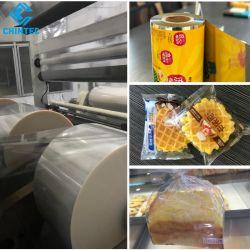 Polímero transparente Premium de Cine de los envases de plástico para alimentos, más opciones CPP/PE/BOPP/Película/BOPET BOPA