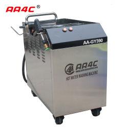 AA4c 75º C l'eau chaude Machine à laver la voiture nettoyeur haute pression de vapeur de la rondelle de voiture Voiture d'équipements de soins de la boutique de pneu utilisé AA-Gy390