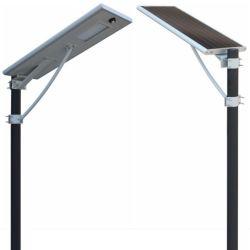 IP65 200W poste de iluminação de exterior à prova de 150W todos em uma rua a luz do LED do Sensor Solar