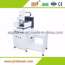 新しいデザインJd4040小型CNCのルーターの彫版機械