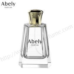 L'Art de 100ml en verre avec bouchon de bouteille de parfum zamac