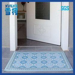 Venda por grosso de casa no interior da porta de plástico de PVC decorativos permanente tapete de cozinha para venda