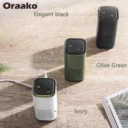 Miniselbstultraschalldiffuser (zerstäuber) USB-Aufladeeinheits-Auto-Eigenmarken-QualitätsEco freundliches Luft-Erfrischungsmittel-Raum-Luft-Reinigungsapparat-Filter-Reinigungsmittel