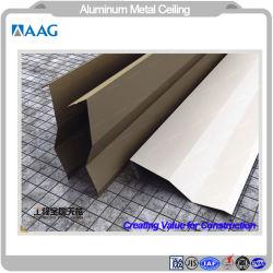Limite máximo de metal de alumínio Placa de relevo