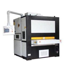 Edelstahl-Metallplattenrand-entgratene Poliermaschine
