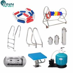فلترة نظام تنقية التدفئة نظام الإضاءة التخلص من التلوث معدات حوض السباحة