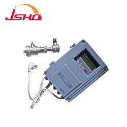 Jiangsu BTU Débitmètre à ultrasons Compteur de chaleur de l'eau réfrigérée Débitmètre à ultrasons