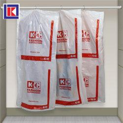 Service de blanchisserie Performated vêtement sac de plastique utilisé capot