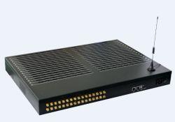 المكالمات الدولية الطرفية لخدمة OEM الخاصة بالشركة المصنعة 32 منفذ 512 منفذ بوابة VoIP الخاصة بـ GSM دعم IMEI تغيير خريطة أرقام توجيه المكالمات إدارة CDR IVR Customiz