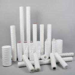 5 Sediment-Zeichenkette-Wundwasser-Filtereinsatz-/Spun-Wundfilter des Mikron-pp.