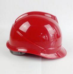 China Roja alimentación construcción CASCO CASCO DE SEGURIDAD