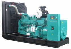 Niedriger Fabrik-Großverkauf-elektrischer Hochleistungsgenerator des Kraftstoffverbrauch-300kVA