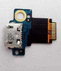 Para HTC S710A e G11 Conector do cabo flexível de porta de carga