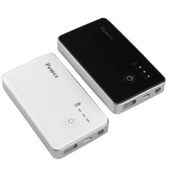 bateria móvel para iPad e iPhone
