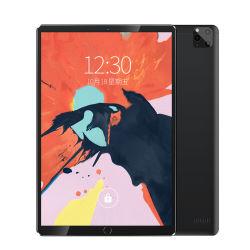PC tablette Android 10 pouces Quad Core 10 plein Fit ultra mince corps en métal Usine de personnalisation de la machine d'apprentissage HD