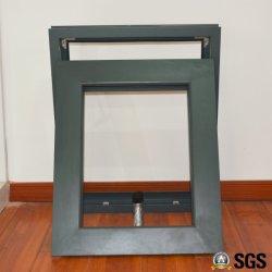 고품질 알루미늄 합금 프로파일 하품창 알루미늄 창 프로젝트