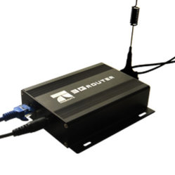 Автоматический набор номера LAN RJ45 3G маршрутизатор с помощью DDNS, VPN