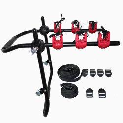 Porte-vélos arrière en acier monté sur support de vélo pour Attelage de voiture eBike