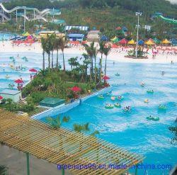 Piscina de ondas artificiais com ondas de vácuo / Water Park equipamento (WP-002)