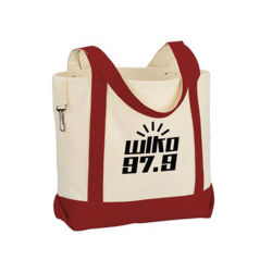 A roupa artesanais sacola de lona Praia Saco Estojos Mercearia Sacola de Compras com o logotipo personalizado