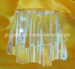 Forma de pico de cristal corpo irregulares para decoração na China