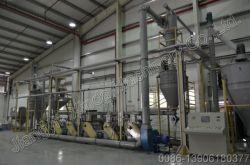 Neue Auslegung-automatisches Gummireifen-Abfallverwertungsanlage