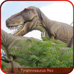 Im Freien hoher Simulation Animatronic Dinosaurier für Park