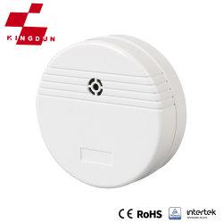 Sensor do detector de fumo Segurança de funcionamento a bateria alarme de incêndio sem fios com Aprovado pela Lpcb